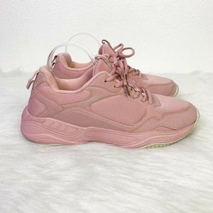 US Polo Assn Womens Low Top Lace Up Sneakers Sz 10